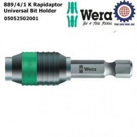 Đầu chuyển đổi đa năng dùng vặn vít Rapidaptor Magnetic Bit Holder 889/4/1 – WERA 05052502001