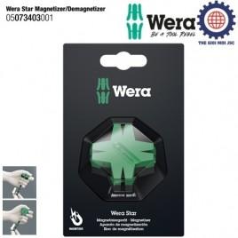 Miếng sao tạo và khử từ tính Magnetizer/Demagnetizer Wera 05073403001