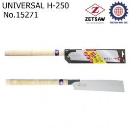 Cưa gỗ đa năng UNIVERSAL H-250 Zetsaw 15271