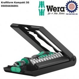 Bộ Kraftform Kompakt 50 Wera 05056656001
