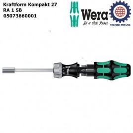 Bộ mở vít Kraftform Kompakt 27 RA 1 SB Wera 05073660001