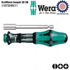 Bộ văn vít đa năng Kraftform Kompakt 28 SB (6 cái) Wera 05073240001