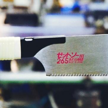 Người khởi tạo công nghệ cưa Impulse-hardening blade