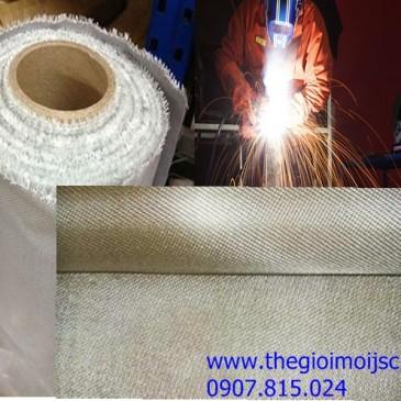 Vải bạt chống cháy HT800 – HT800 Fiberglass fabric