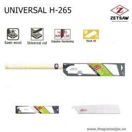 Cưa gỗ đa năng UNIVERSAL H-265 ZETSAW 15075
