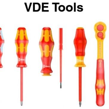 Dụng cụ cách điện VDE 1000V WERA