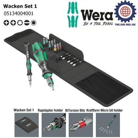 Bo Wacken Set 1 Wera 05134004001