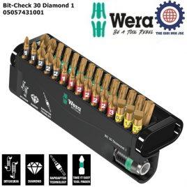 Bộ dụng cụ Wera Bit-Check 30 Diamond 1 Wera 05057431001