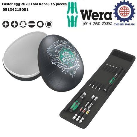 Bo Easter egg 2020 Tool Rebel Wera 05134215001