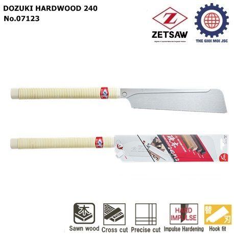 DOZUKI HARDWOOD 240 THE GIOI MOI JSC