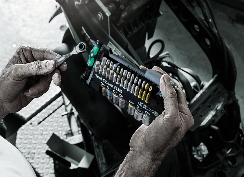 Bộ Wera Tool – Check PLUS