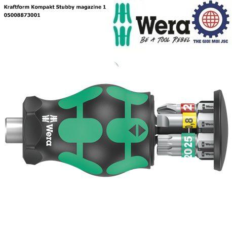 Kraftform Kompakt Stubby magazine 1