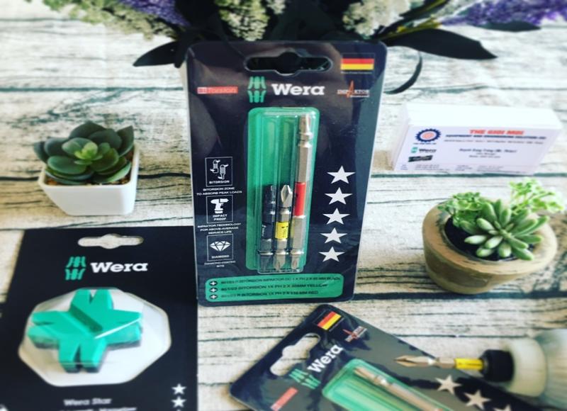 Vít 2 đầu 4 cạnh cao cấp Wera Tools